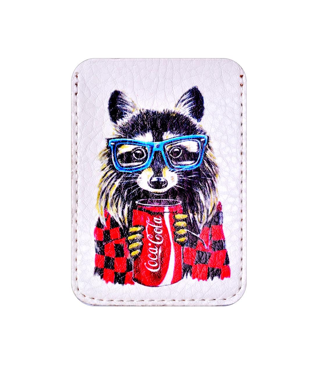 Чехол для ID карты Кока-кола