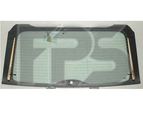 Заднее стекло BMW X5 E53 '00-06 (Sekurit) GS 1407 D21-X