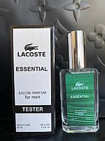 Lacoste Essential (лакост эсеншел) мужской парфюм тестер 60 ml (реплика)