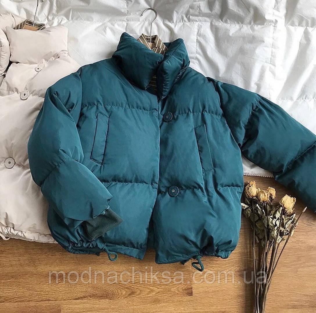 Куртка короткая женская