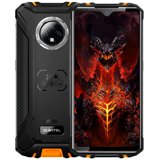 OUKITEL WP8 Pro orange
