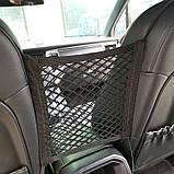 Карман-сетка в авто между сиденьями, фото 5