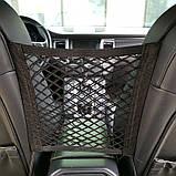 Карман-сетка в авто между сиденьями, фото 7