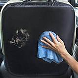 Защитный чехол на спинку переднего сиденья от ног ребенка, фото 4