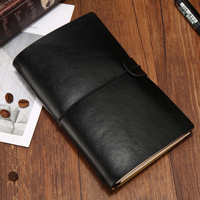Блокнот для записей и заметок Senno. Черный