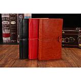 Блокнот для записей и заметок Senno. Красный, фото 4