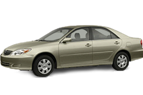 Коврик в багажник для Toyota (Тойота) Camry XV20 1996-2001