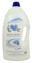 Крем-мило з нейтральним pH Love Sapone Cremoso Neutro 5000 ml