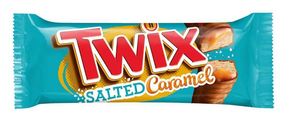 Батончик Twix Salted Caramel 46 g