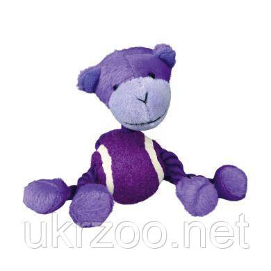 Іграшка Тріксі для собак з тенісним м'ячом 16см арт.3612