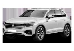 Коврик в багажник для Volkswagen (Фольксваген) Touareg 3 2018+