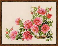 Набор для вышивки крестом Риолис v100/032 Сладкий аромат