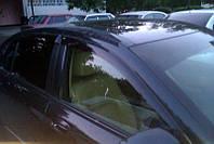 Ветровики на Brilliance M2 2006