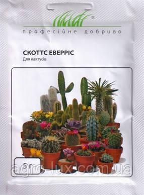 Удобрение для кактусов Скотт Эверрис