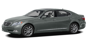 Lexus LS 2007-