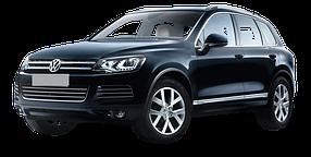 Коврик в багажник для Volkswagen (Фольксваген) Touareg 2 2010-2018