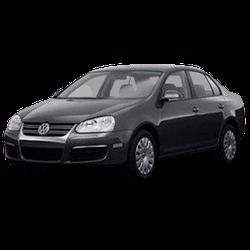 Коврик в багажник для Volkswagen (Фольксваген) Jetta 5/Sagitar 2005-2010