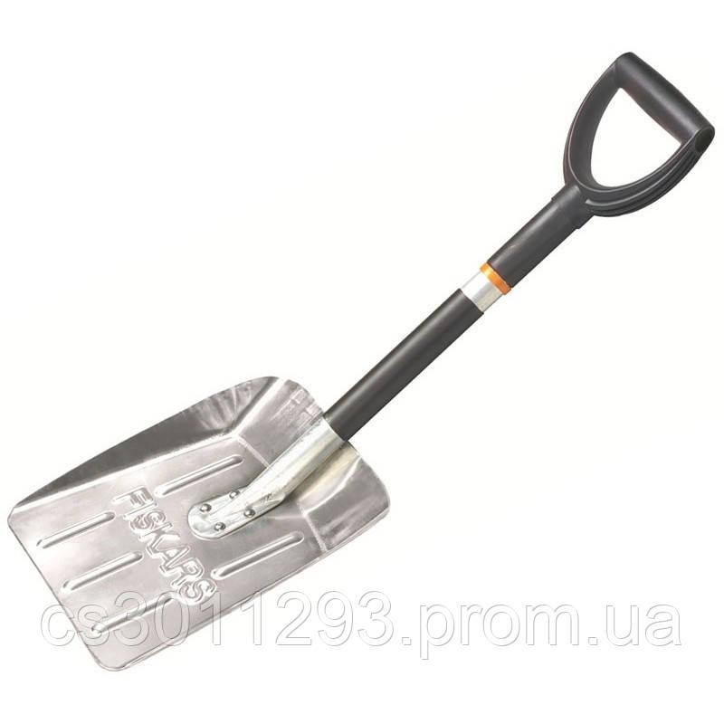 Лопата для прибирання снігу автомобільна Fiskars Snow Light 141020 (1000740)