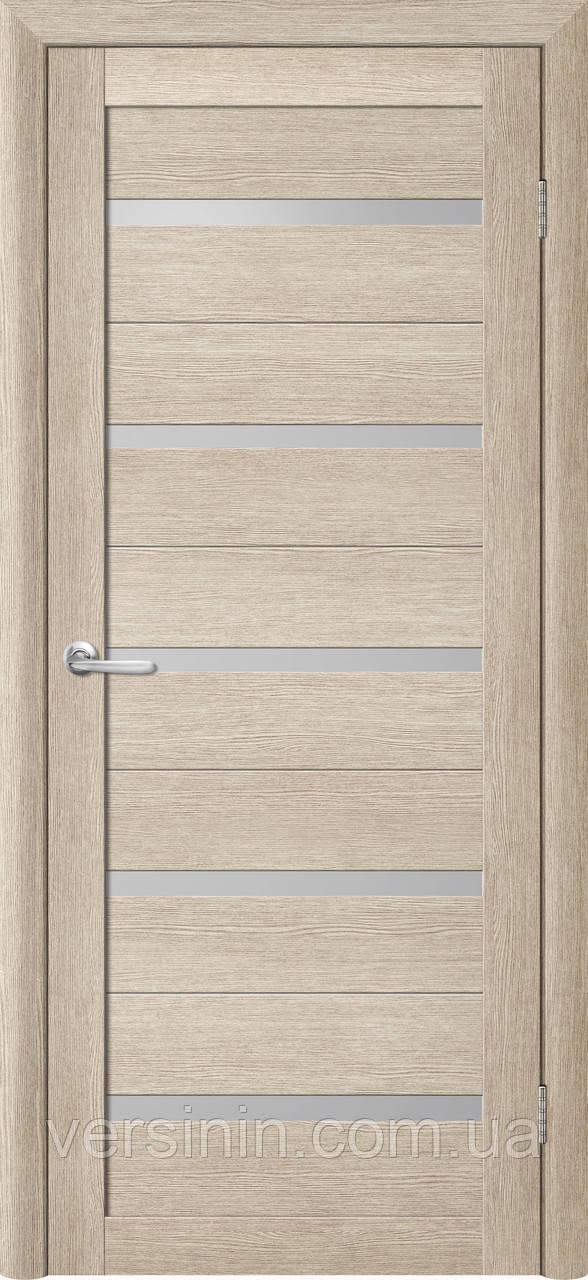 Межкомнатные двери Альберо Т2 Флоза  Лиственница Белая