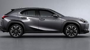Lexus UX 2018-