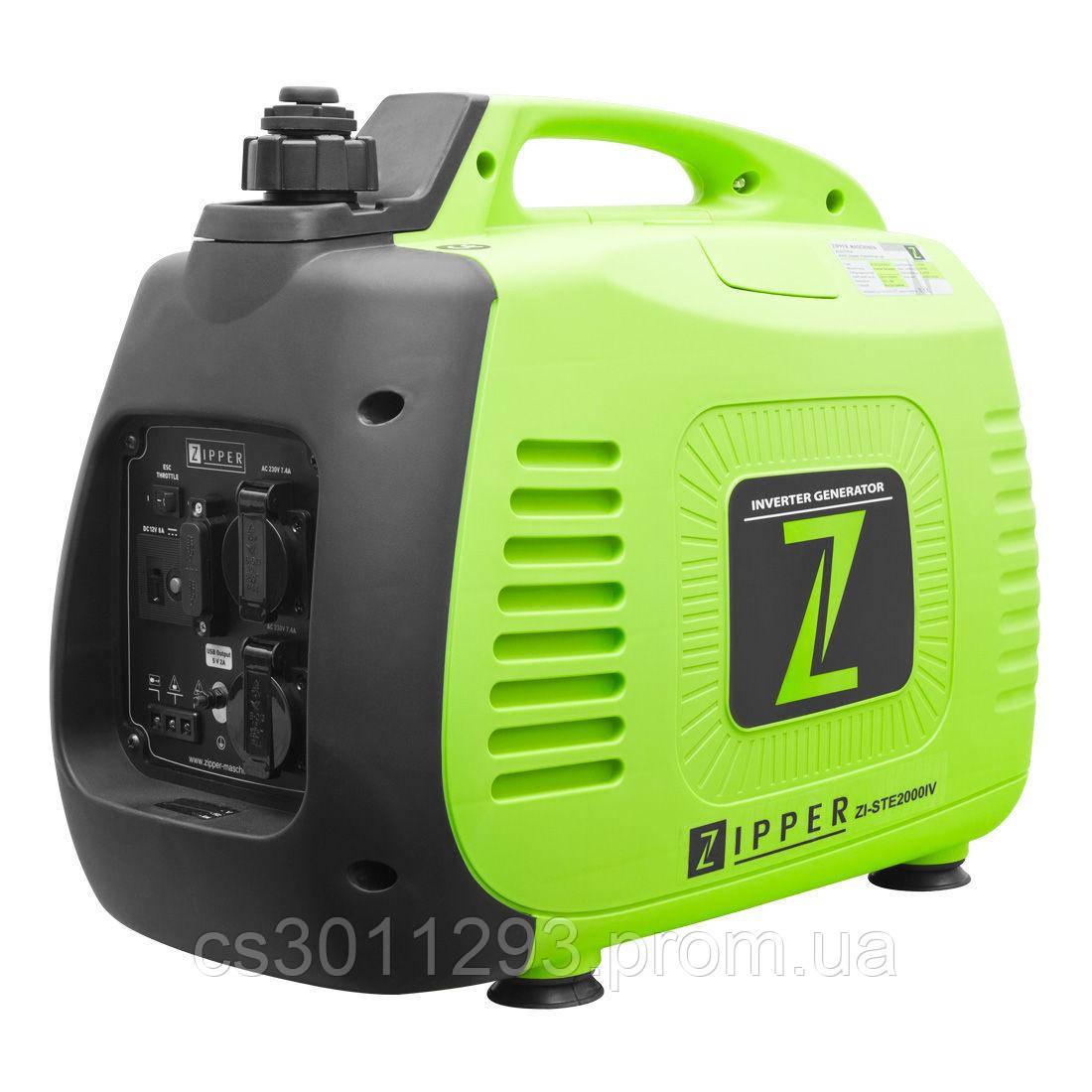 Генератор инверторный Zipper ZI-STE2000IV