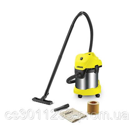Профессиональный пылесос KARCHER WD 3 Premium (1.629-841.0), фото 2
