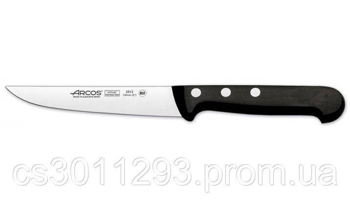 Кухонный нож (кухонный, универсальный, для очистки, резки, измельчения) Arcos Universal 130 мм (281204), фото 2