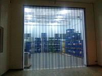 Жалюзи ПВХ (завесы ПВХ), маятниковые двери ПВХ