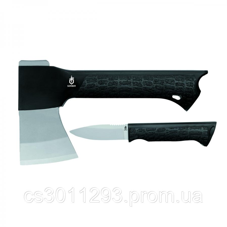 Набор Gerber Gator Combo Axe (топор + нож), 31-001054