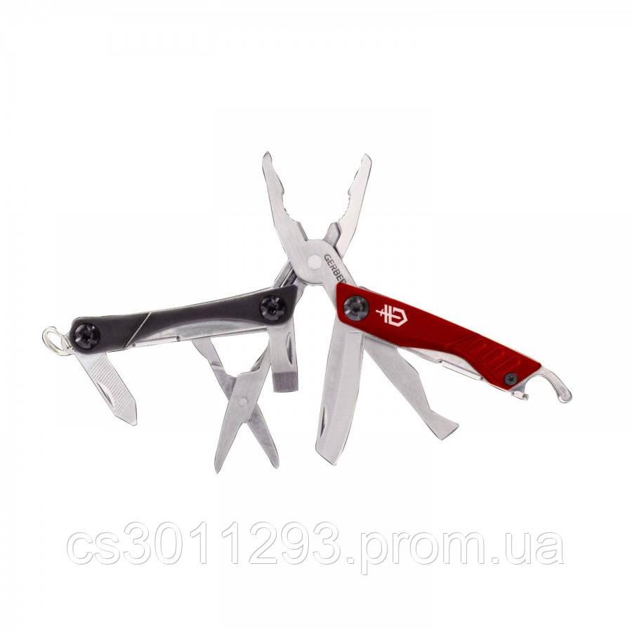 Мультитул Gerber Dime Micro Tool, красный, 31-001040