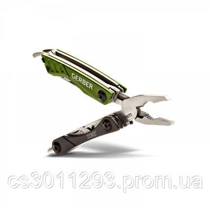 Мультитул Gerber Dime Micro Tool, зеленый, 31-001132, фото 2