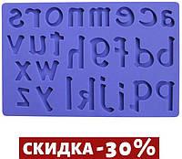 Молд силиконовый Empire - 200 x 175 мм, буквы