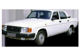 Коврик в багажник для ГАЗ (GAZ) 31029 1991-1997