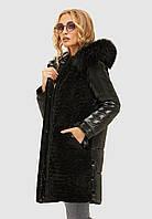 Зимняя женская куртка с мехом Mila Nova.