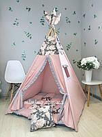 Вигвам Полный Комплект «Фэнтези» палатка каркас коврик подушка