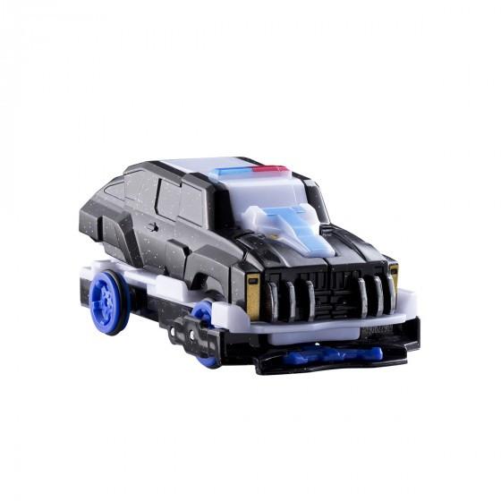 Машинка-трансформер Screechers Wild!  L2 - Смоки EU683126