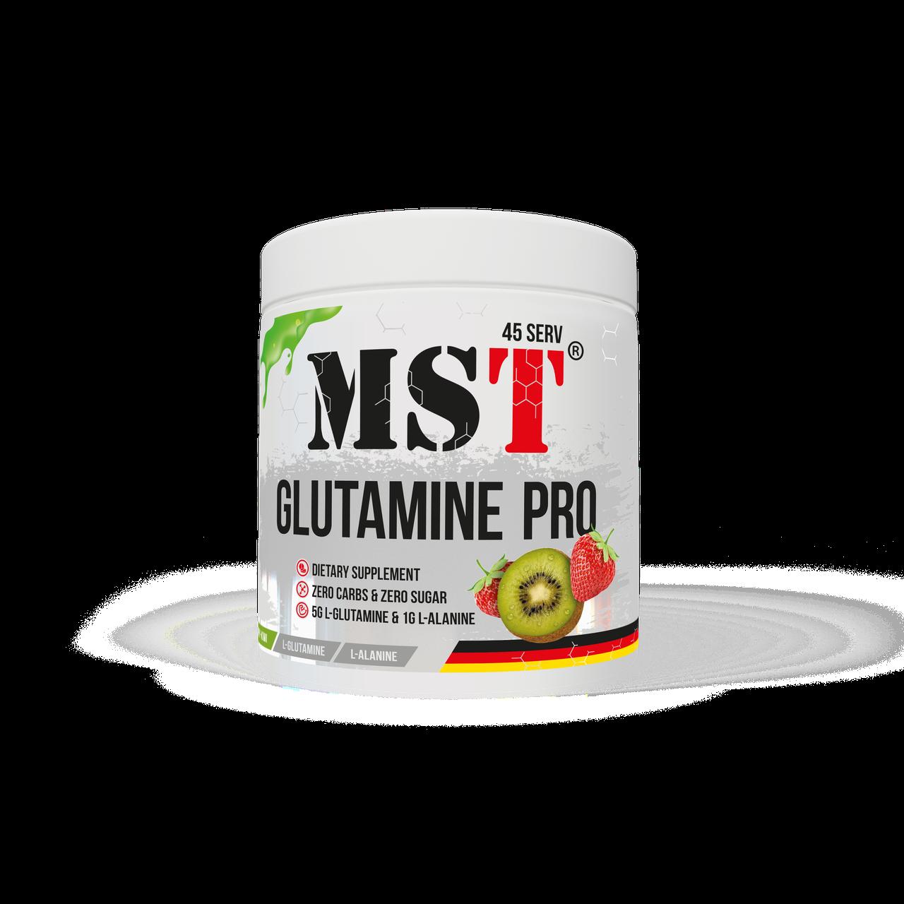 MST glutamine pro 315g (45 порций)