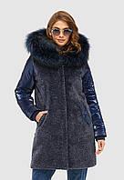 Зимняя женская куртка с мехом Mila Nova .
