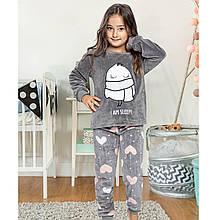 Пижама для девочки турецкая I`m Sleepy 6-13 лет