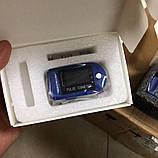 LK-88 Беспроводной Измеритель пульса пульсометр на палец, компактный Пульсоксиметр, фото 3