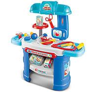"""Детский игровой набор доктора """"Игрушечные медицинские инструменты"""" 008-913"""