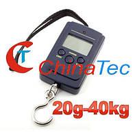 Весы цифровые 20г-40кг, фото 1
