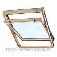 Мансардное окно Велюкс (VELUX) GZR 3050 С04 55х98cм