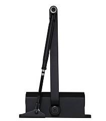 Дверной накладной доводчик Ryobi 9903 STD_ARM до 65 кг Черный