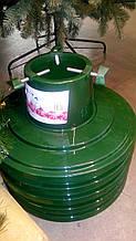 Металева підставка для ялинки
