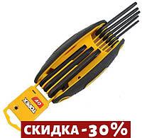 Набор Torx ключей Topex - 8 шт.