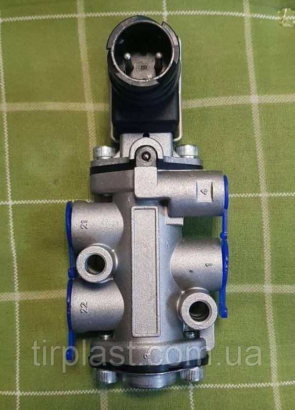 Клапан КПП электромагнитный DAF XF клапан КПП пониженных повышенных половинок ДАФ ХФ95 ХФ105 ZF