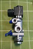 Клапан КПП электромагнитный DAF XF клапан КПП пониженных повышенных половинок ДАФ ХФ95 ХФ105 ZF, фото 3