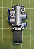 Клапан КПП электромагнитный DAF XF клапан КПП пониженных повышенных половинок ДАФ ХФ95 ХФ105 ZF, фото 4