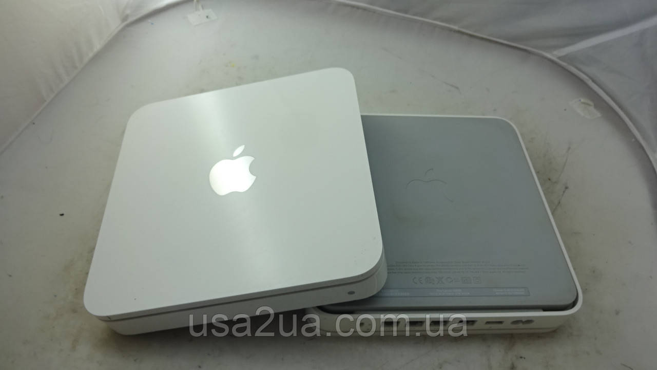 Маршрутизатор Базовая станция Apple A1254 Time Capsule Wi-Fi, 500Gb Роутер Кредит Гарантия